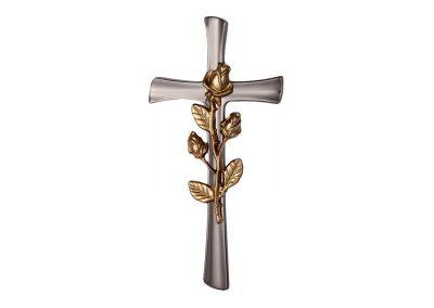 Krížik-tvarovaný-plochý-s-ružou-c