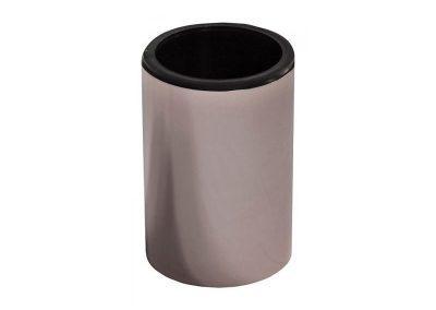 Váza-valcová---nižšia,-ťažký-antikor-úchyt-zo-spodu-c